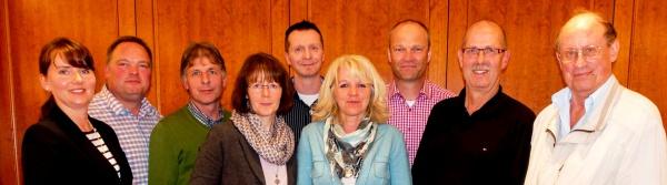 CDU-JHV-Vorstand